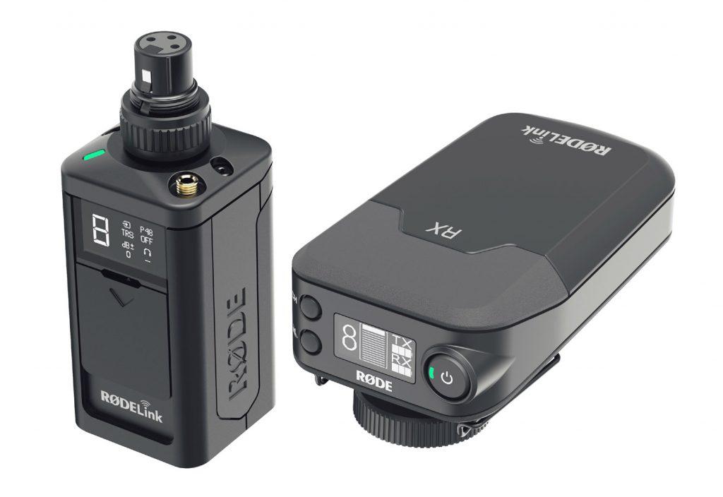 RODEからニュースシューターキットが登場。XLR 端子接続のマイクに直接取り付ける送信機とオンカメラ型受信機 キット