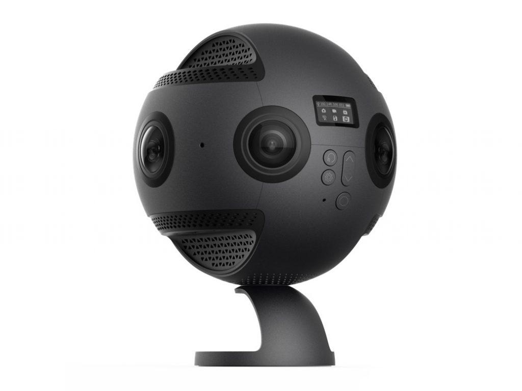 アスク、最大8K解像度の撮影に対応する360度ビデオカメラ Insta360 Proを約40万円で発売