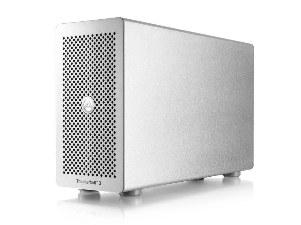 アミュレット、AKiTiO Thunder3 PCIe Box の取り扱いを開始