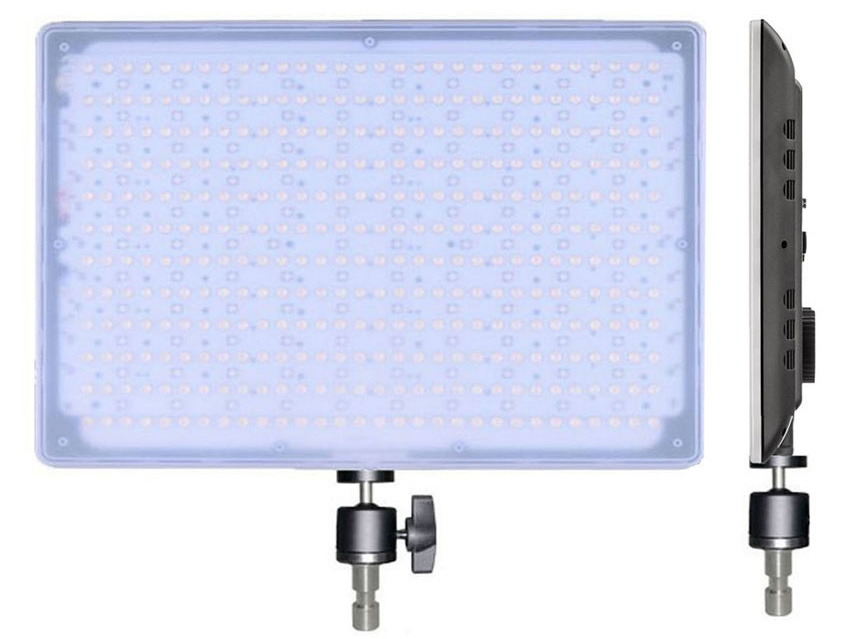 LPL、撮影用LEDライト VL-810OFX、WL-820OFXP を発売