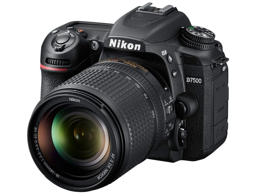 ニコンD7500を動画カメラとして検討する