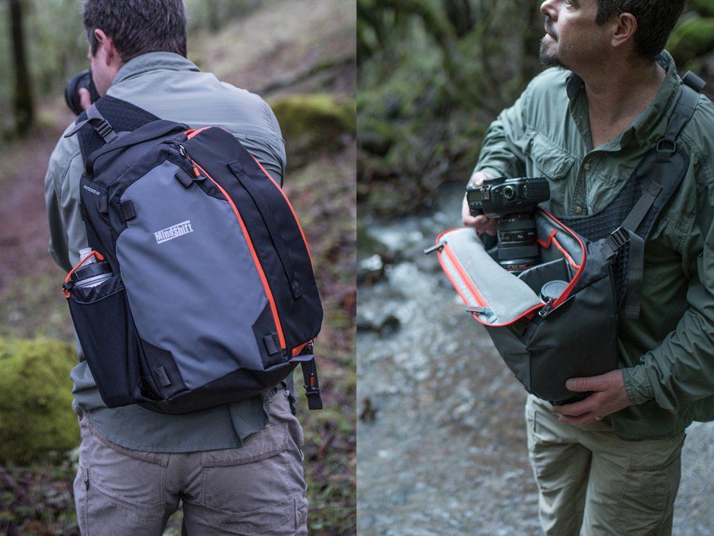 銀一、Mind Shift GEAR カメラバッグの新製品を発売