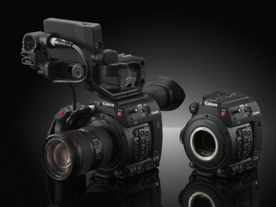キヤノン EOS C200が登場! 新収録フォーマットCInema RAW LightでCFastカードへのRAW収録に対応