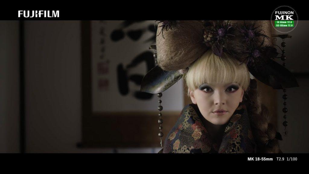 富士フイルム FUJINON MKシネレンズの現場の関連動画