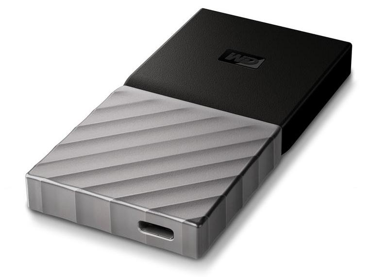 ウエスタンデジタル、WDブランド最速のポータブルSSDを発売