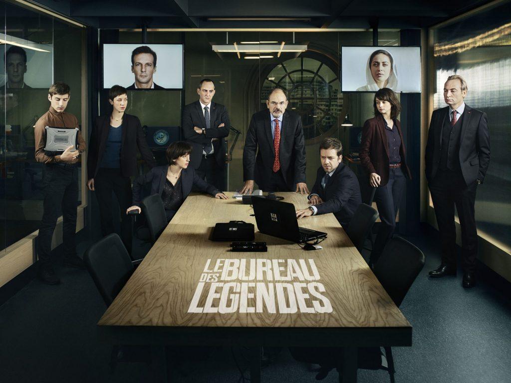 仏テレビドラマ「Le Bureau des Légendes」で DaVinci Resolve Studioを使用、Ultra HD 4K で納品