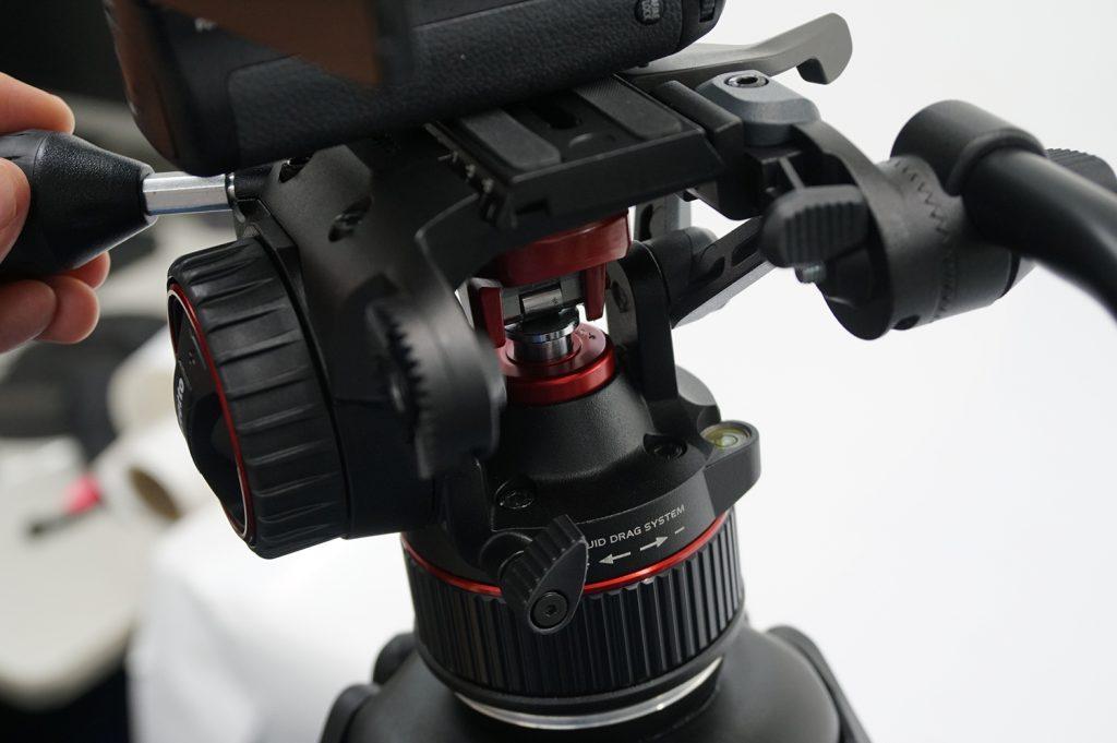 「ビデオグラファーのための映像制作機器セミナー&展示会」at銀一【展示会編】Part 3 ブラックマジックデザインとマンフロット