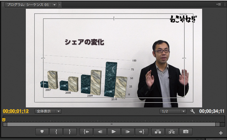 ネット時代の動画活用講座 3-3 ─ 制作講座 プレゼンテーションソフトの活用/スマホ・タブレットアプリで動画作成