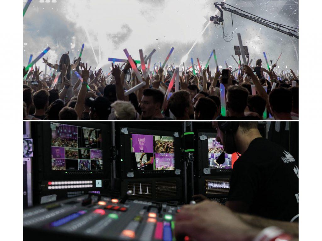 Blackmagic Design 製品、2017年夏の世界各地でのコンサートや音楽フェスで活躍