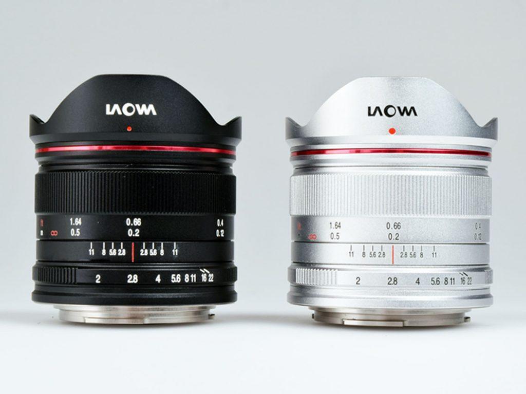サイトロンジャパン、LAOWA カメラレンズ 7.5mm F2 MFT Lightweight Version を発売