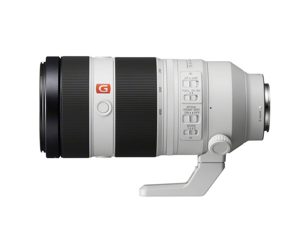 ソニー、焦点距離400mm F値2.8のGマスター大口径超望遠レンズを開発中。2018年夏に商品化へ