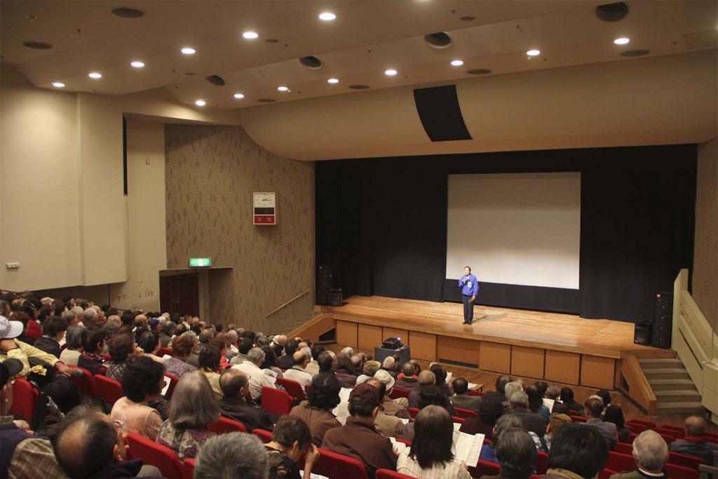 大和映像サロン主催の「2017 大和映像まつり」、満員の大盛況