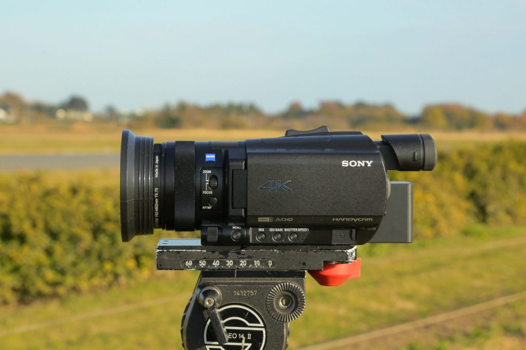 【通販】ソニーAX700の画角をさらに拡げられるレイノックスHDP-7880ES 実写検証