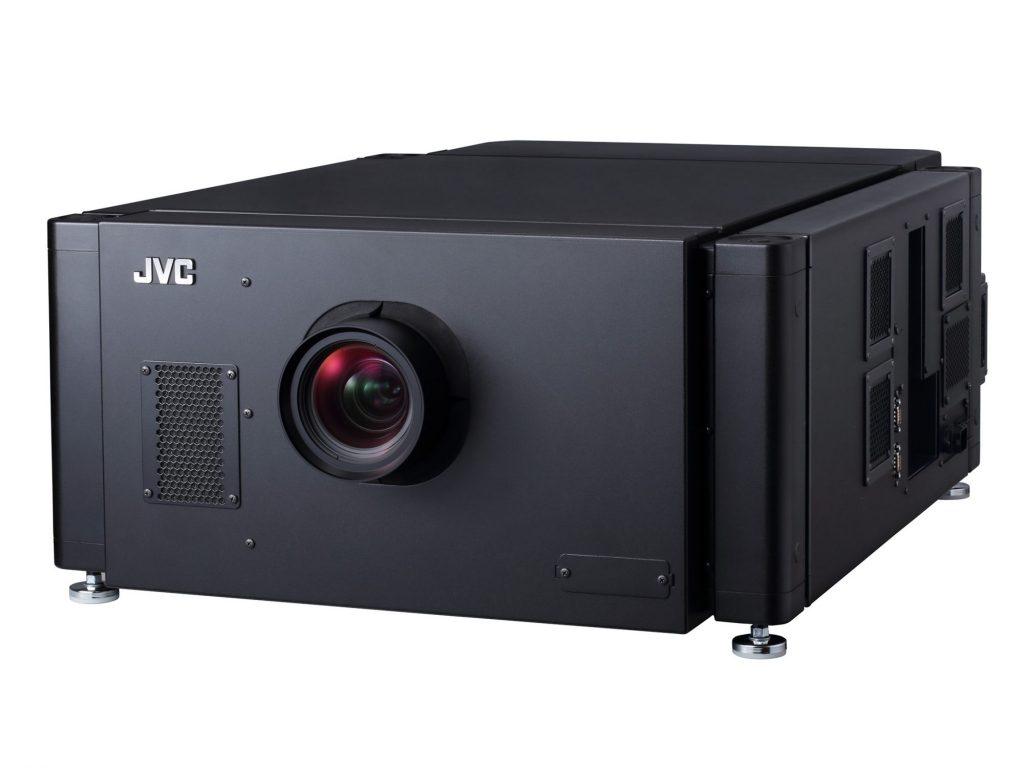 JVC、8K対応含む業務用 D‐ILA プロジェクター・DLA-VS4810、DLA-VS4010 を発売