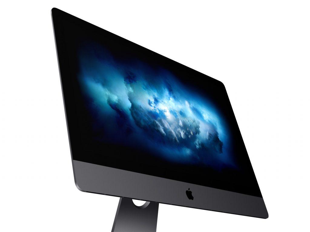 アップル、ワークステーションクラスのパフォーマンスを実現した iMac Pro を発売
