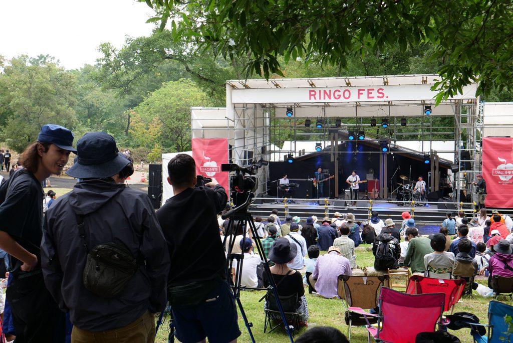 そういえば9月のりんご音楽祭(松本)を取材した