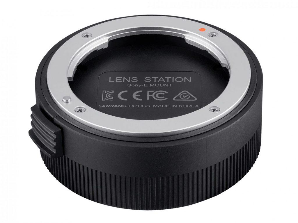 ケンコー・トキナー、SAMYANG製EマウントAFレンズの調整用アクセサリー・Lens Station を発売