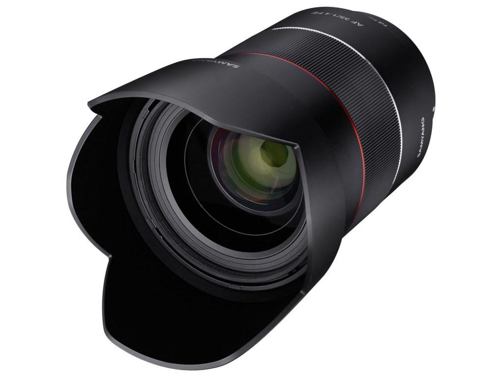 ケンコー・トキナー、Eマウントフルサイズ対応レンズ・SAMYANG AF35mm F1.4 FE を発売