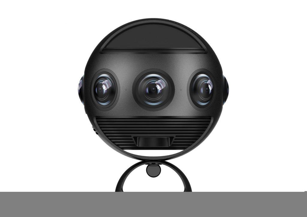 Arashi Vision、10K/360度撮影対応カメラと6DoF対応のライトフィールドカメラの2つのプロトタイプを参考展示