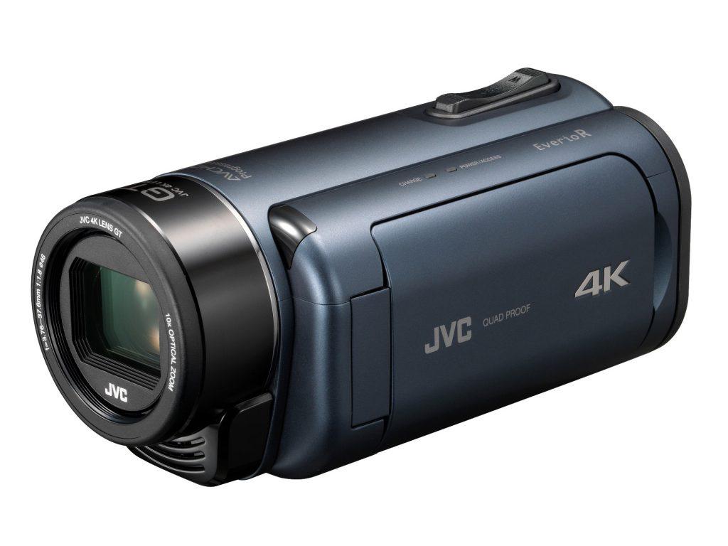 JVCケンウッド、防水・防塵・耐衝撃・耐低温対応の4Kビデオカメラ・GZ‐RY980を発売