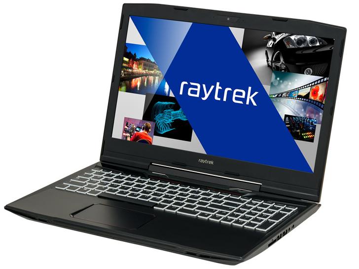 サードウェーブデジノス、クリエイター向けブランド「raytrek」のノートPC・raytrek RKF1060TGK を発売