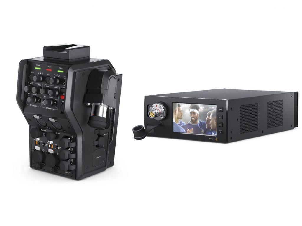 ブラックマジックデザイン、ケーブル1本で最大2km離れたカメラに給電可能なコンバーター2機種を発売