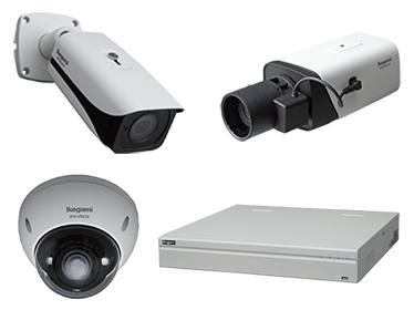 池上通信機、H.265対応のフルHDネットワークカメラ・IPD-210シリーズとネットワークレコーダを開発
