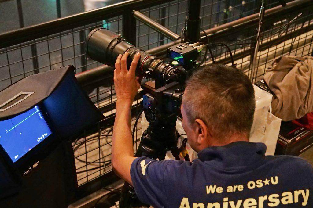 【GH5&GH5S を活用した映像制作の現場レポート】GH5のHLGモードでステージを4K HDR撮影