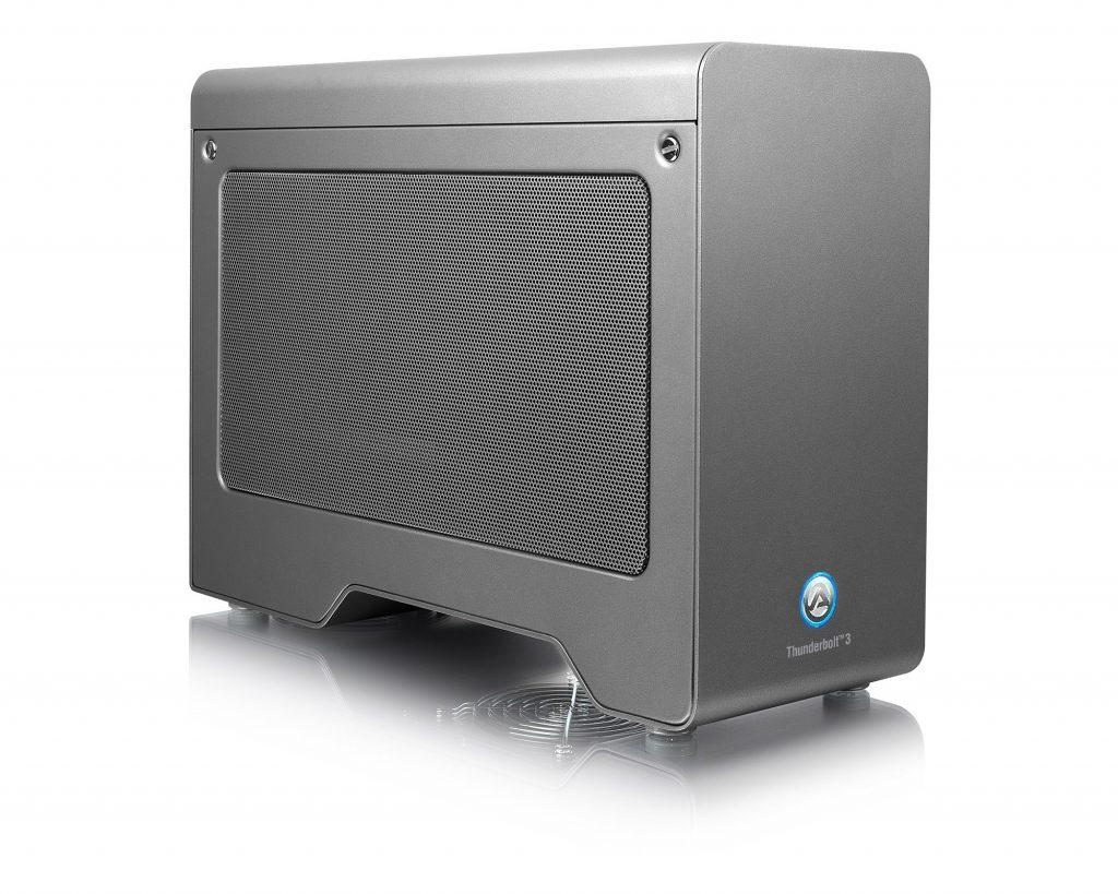 アミュレット、Windows/Macに対応した、Thunderbolt 3対応 PCI Express 外付け拡張ボックス「AKiTiO Node Pro」取り扱い開始