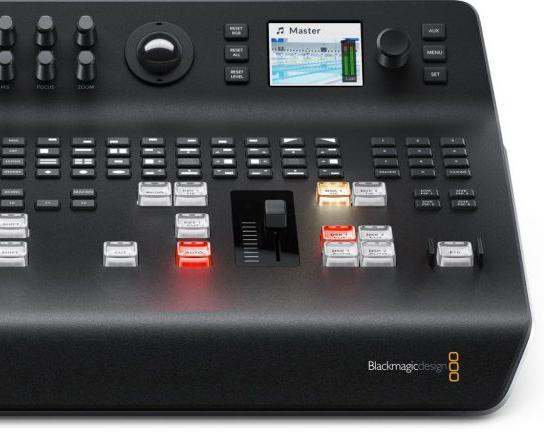 ブラックマジックデザイン、NAB2018にて新製品「ATEM Television Studio Pro 4K」を発表