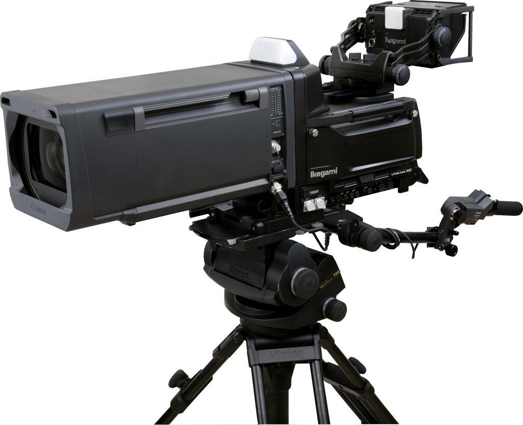 池上通信機、「NAB Show 2018」で8K・4K・HDの各種最新機器を展示【C7218】