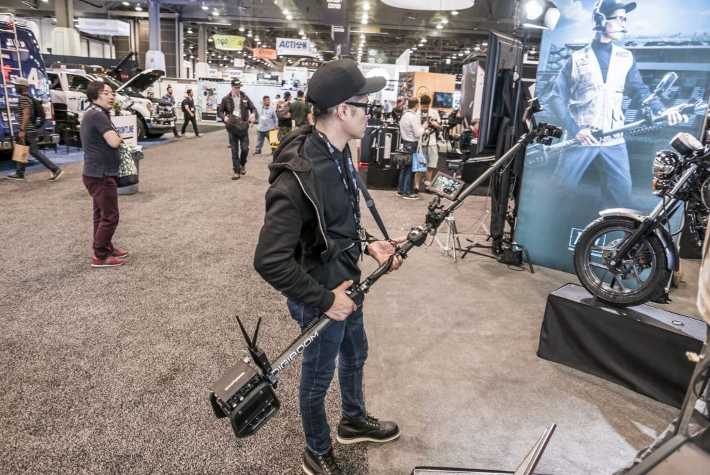 【NAB Show2018】会場で気になった撮影周辺機器