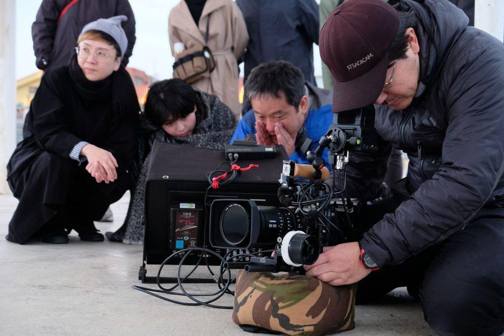 富士フイルム X-H1「エテルナ」で空気公団のミュージックビデオを撮る