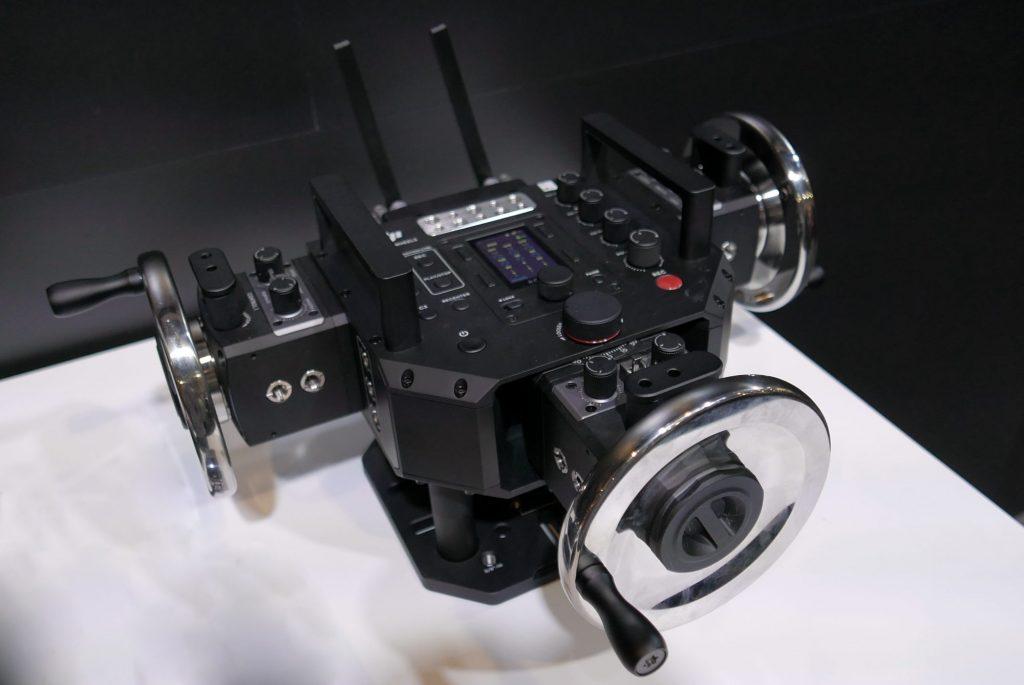 【NAB Show2018】DJI、映画撮影向けのジンバルソリューション、Master WheelsとForce Proを発表