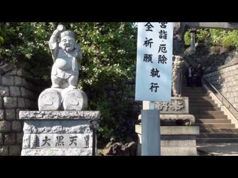 【Views】『品川神社』7分58秒~品川宿場巡りでにぎわう神社を落ち着いたナレーションで綴っていく