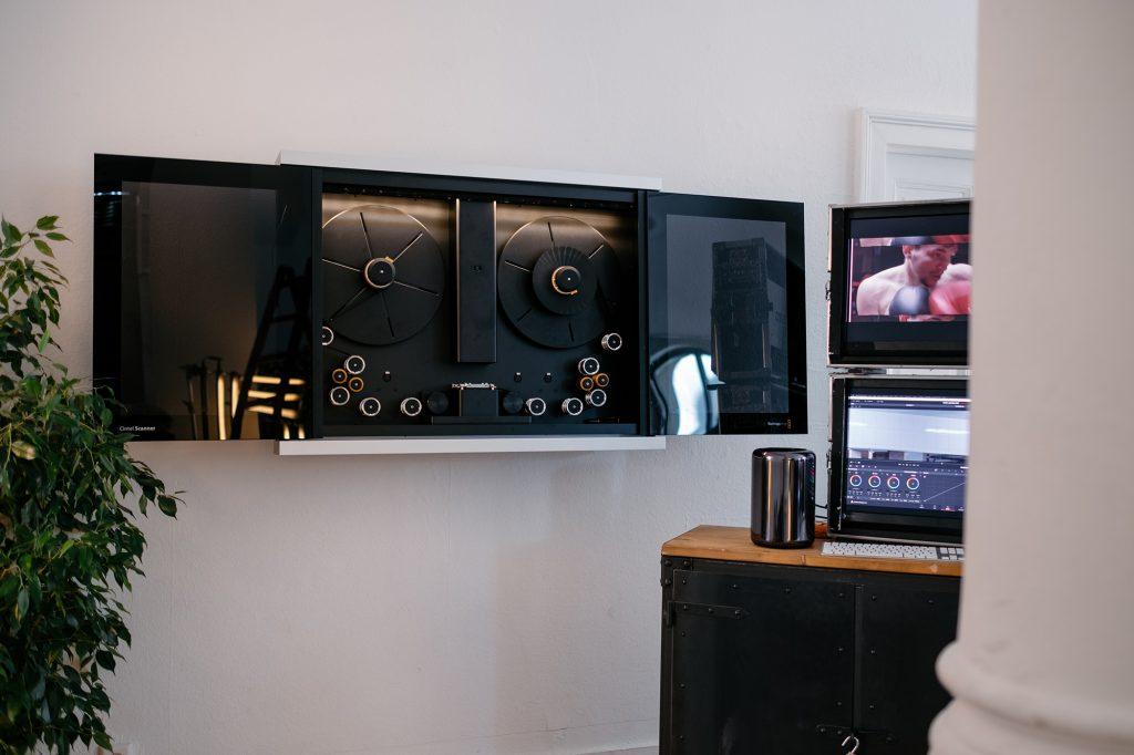 ドイツの映像制作会社Silbersalz Film、新しいフィルム処理ラボの立ち上げにBlackmagic Design「Cintel Scanner」を採用