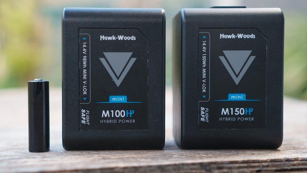 西華デジタルイメージ、AfterNABにて先行展示したHawk-Woods社のミニVバッテリーおよび、Lilliput社のハードケース一体4Kモニタを販売開始 キャンペーンも開催中