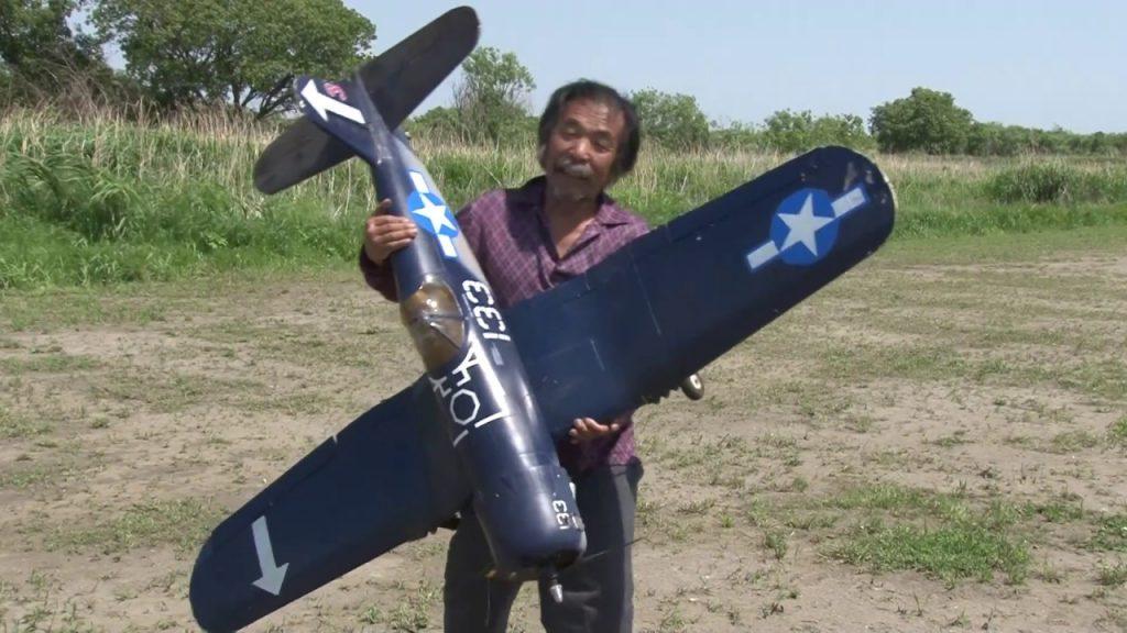 【Views】『生還』5分3秒~スケール機と呼ばれる大型のラジコン戦闘機の姿をつぶさに描く