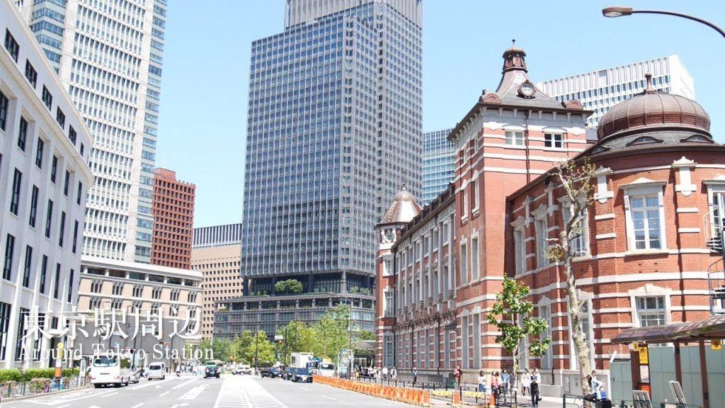 【Views】『Japan Tokyo Station Area 東京駅周辺』3分24秒~ハイスピード撮影も交えて東京駅周辺のお散歩ビデオ