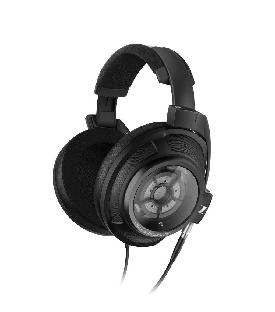 ゼンハイザー、密閉型オーディオファイルヘッドフォンの「HD 820」を発売