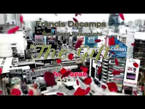 """【Views】『Francis Decamps """"The Gift"""" in Japan』1分49秒~渋谷スクランブル交差点をモチーフに、海外に移住した友人の旦那さんが演奏したCDのPVに"""