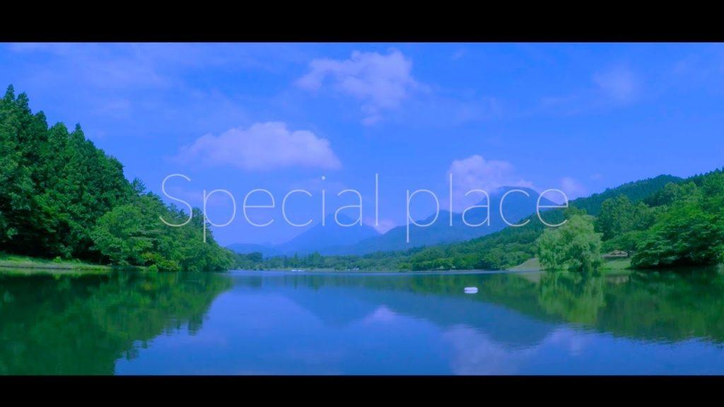 【Views】『Special place』2分32秒~自然を独り占めできたような「私だけの特別な場所」感あふれるセルフP.V.作品