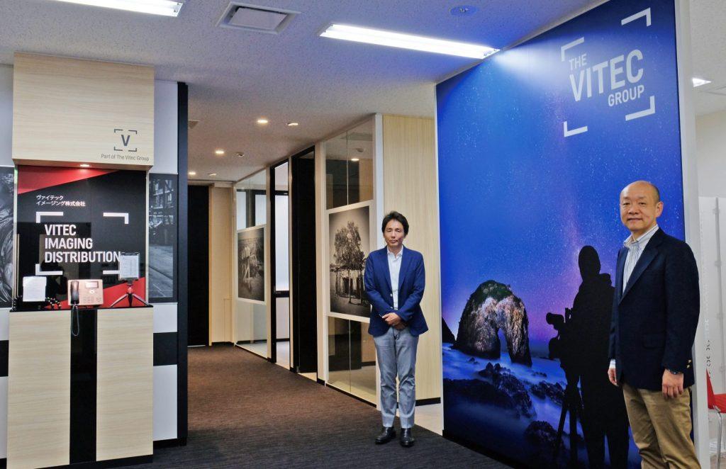 【インタビュー取材REPORT】マンフロットからヴァイテックに 社名変更した理由