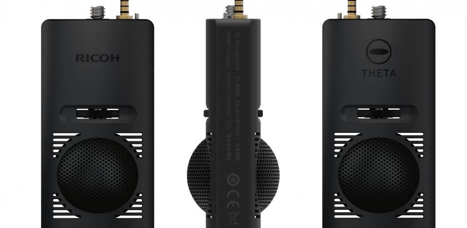 VR未来塾、VR動画ワークショップ「空間音声のABC~THETA VとTA-1ハンズオンセミナー」を8月10日に公開