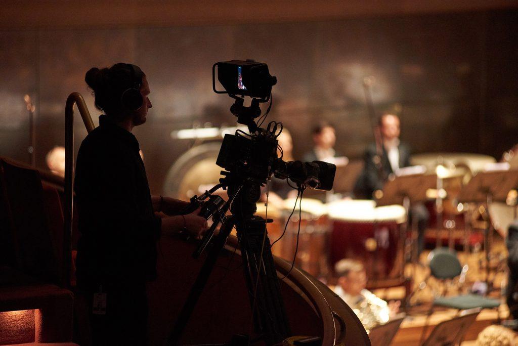 メルボルン・シンフォニー・オーケストラの特別公演を URSA Broadcast、ATEMスイッチャーで4Kキャプチャー