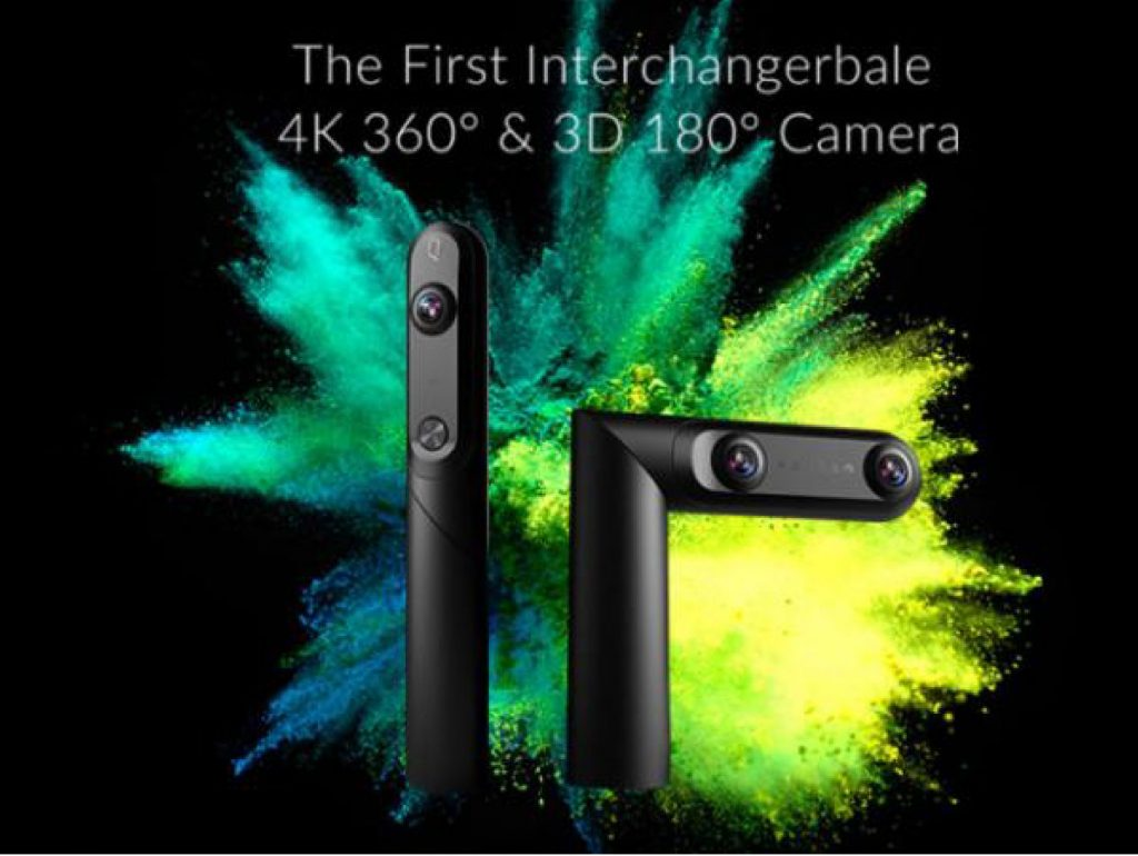 VR180とVR360を1台で撮れるVRカメラ「KANDAO QooCam」が当たる発売記念タッチ&トライ・イベントが9月5日に開催