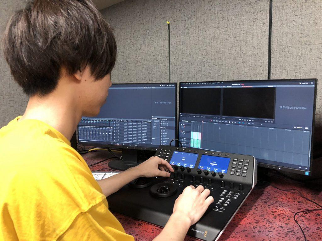 BSジャパンの連続ドラマ『噂の女』のグレーディングに「DaVinci Resolve Studio」および「DaVinci Resolve Mini Panel」を使用