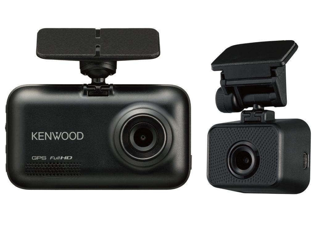 ケンウッド、前方に加え、後方・車室内の録画が可能な2カメラドライブレコーダー「DRV-MR740」・「DRV-MP740」を発売