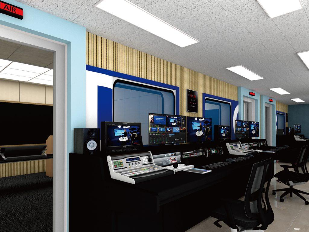 韓国オープンサイバー大学、 Blackmagic Design製品で制作施設をアップグレード
