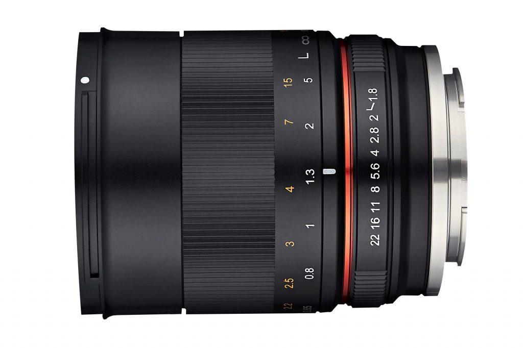 ケンコー・トキナー、携帯性に優れたミラーレスカメラ用中望遠レンズ「SAMYANG 85mm F1.8 ED UMC CS」を発売。